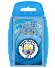 Игра с карти Top Trumps - Manchester City FC -1