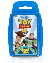 Игра с карти Top Trumps - Toy Story 4 -1