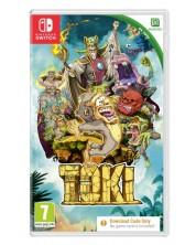 Toki - код в кутия (Nintendo Switch)