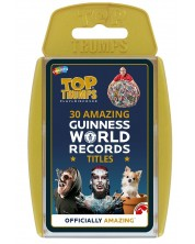 Игра с карти Top Trumps - Guinness World Records