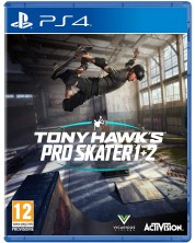Tony Hawk's Pro Skater 1 + 2 Remastered (PS4)