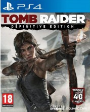 Tomb Raider - Definitive Edition (PS4) -1