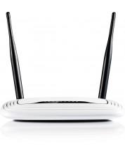 Рутер TP-Link TL-WR841N - 300Mbps, бял -1