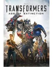 Трансформърс: Ера на изтребление (DVD)