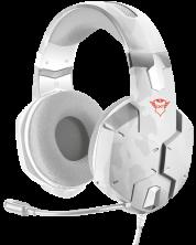 Гейминг слушалки Trust GXT 322W Carus - snow camo