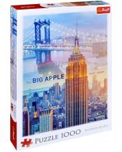 Пъзел Trefl от 1000 части - Ню Йорк призори