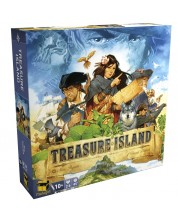 Настолна игра Treasure Island - семейна -1