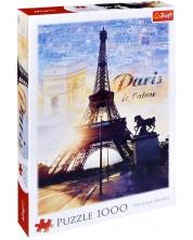Пъзел Trefl от 1000 части - Париж призори