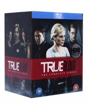 True Blood Series 1-7 (Blu-Ray)
