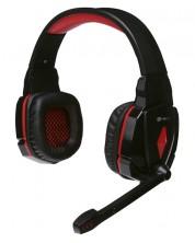 Гейминг слушалки Tracer Battle Heroes - Raptor, черни