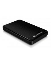 """Преносим твърд диск Transcend - StoreJet А3, 2.5"""", 2TB, черен -1"""