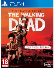 The Walking Dead - The Final Season (PS4)