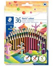 Цветни моливи Staedtler Noris Colour 185 - 36 цвята -1