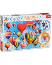 Пъзел Trefl от 600 части - Цветни балони -1
