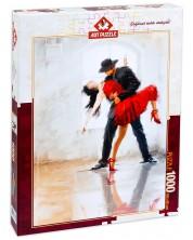 Пъзел Art Puzzle от 1000 части - Танц на страстта, Студио Макнийл -1