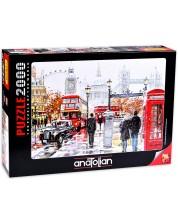 Пъзел Anatolian от 2000 части – Лондон, Студио Макнийл -1