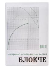 Блокче милиметрова хартия Multiprint - A4, 20 листа -1