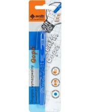 Химикалка с гума Astra Zenith Oops! - Синя -1