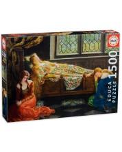 Пъзел Educa от 1500 части - Спящата красавица