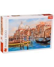 Пъзел Trefl от 1000 части - Следобед във Венеция