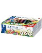 Цветни моливи Staedtler Noris Colour 185 - 144 броя -1