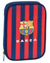 Ученически несесер Ars Una FC Barcelona - С разделител