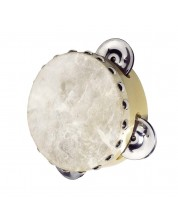 Детски музикален инструмент Goki - Дайре с 3 звънчета