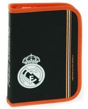 Ученически несесер Ars Una Real Madrid - Черен, с 2 крила -1