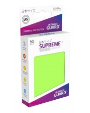 Ultimate Guard Supreme UX Sleeves Yu-Gi-Oh! Light Green (60)