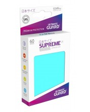 Ultimate Guard Supreme UX Sleeves Yu-Gi-Oh! Aquamarine (60) -1