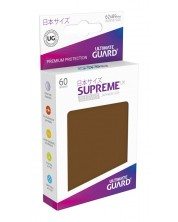 Ultimate Guard Supreme UX Sleeves Yu-Gi-Oh! Brown (60) -1