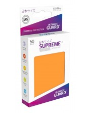 Ultimate Guard Supreme UX Sleeves Yu-Gi-Oh! Orange (60) -1