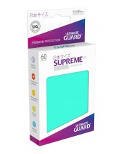 Ultimate Guard Supreme UX Sleeves Yu-Gi-Oh! Turquoise (60) -1
