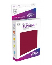 Ultimate Guard Supreme UX Sleeves Yu-Gi-Oh! Burgundy (60) -1