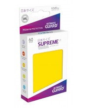 Ultimate Guard Supreme UX Sleeves Yu-Gi-Oh! Yellow (60) -1