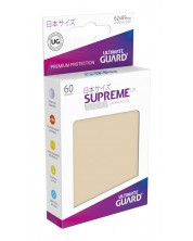 Ultimate Guard Supreme UX Sleeves Yu-Gi-Oh! Sand (60) -1