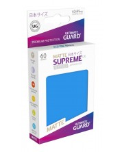 Ultimate Guard Supreme UX Sleeves Yu-Gi-Oh! Matte Royal Blue (60)