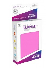 Ultimate Guard Supreme UX Sleeves Yu-Gi-Oh! Pink (60) -1