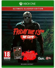 Friday the 13th: The Game - Ultimate Slasher Edition (Xbox One)