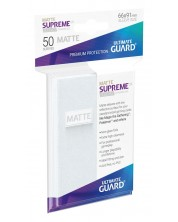 Протектори Ultimate Guard Supreme UX Sleeves - Standard Size - Леден мат (50 бр.)