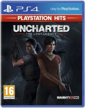 Uncharted: The Lost Legacy (PS4) -1