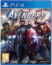 Marvel's Avengers (PS4) -1