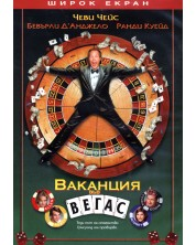 Ваканция във Вегас (DVD)