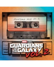 Various Artists- Guardians of the Galaxy Vol. 2: Awesome Mix Vol. 2 (CD)