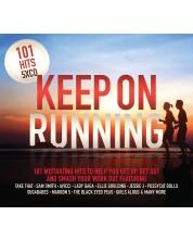 Various Artists - 101 Hits: Keep On Running (CD Box) -1