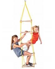 Въжена стълба Woody - Кула за катерене