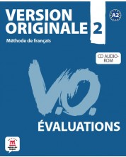 Version Originale 2 Les evaluations + CD-ROM -1