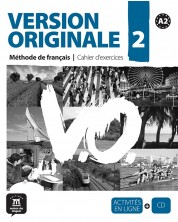 Version Originale 2 Cahier dexercices + CD -1