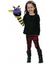 Кукла-чорап The Puppet Company - Чорапено чудовище Рупърт