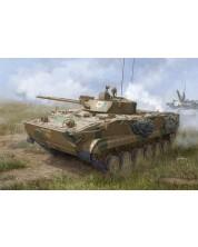Военен сглобяем модел - Руски гъсеничен бронетранспонтьор BMP-3 в гръцката армия